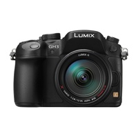Panasonic Lumix DMC-GH3A + X Vario 12-35mm