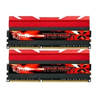 G.Skill TridentX 16GB Kit DDR3 PC3-17000 (F3-2133C9D-16GTX)
