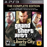 Grand Theft Auto IV - Complete Edition (Essentials) (PS3)