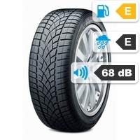 Dunlop SP Winter Sport 3D RoF 245/45 R18 100V
