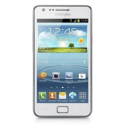 Samsung Galaxy S II Plus weiß