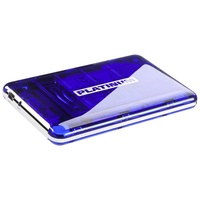 Platinum MyDrive 320GB transparent blau (103141)