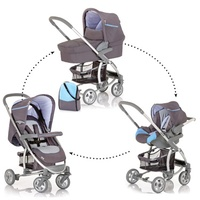 Hauck Malibu All in One Set Grey
