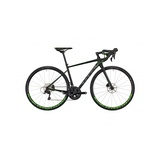 Cube Attain SL Disc 28 Zoll RH 58 cm black´n´green 2016
