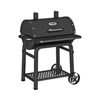 Grill'n Smoke Kohlegrill Barbecue Star 7502
