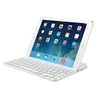Logitech Ultrathin Keyboard Cover für iPad Air weiß