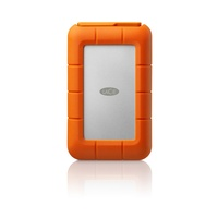 LaCie Rugged 4TB USB 3.0 orange/silber (STFR4000400)