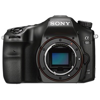 Sony Alpha 68 Body