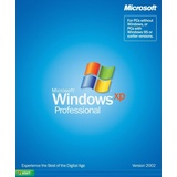 Microsoft Windows XP Professional SP3 OEM DE