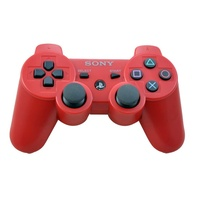 Sony PS3 DualShock 3 Wireless Controller rot