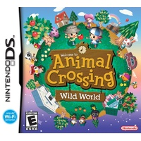 Animal Crossing: Wild World (NDS)