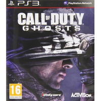 Call of Duty: Ghosts (PEGI) (PS3)