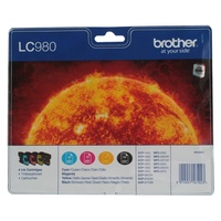 Brother LC-980 CMYK