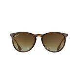 Ray Ban Erika RB4171 710/T5 tortoise gunmetal / polarized brown gradient