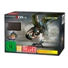 Nintendo 3DS XL schwarz + Monster Hunter 3 - Limited Edition + 4GB Speicherkarte (Bundle)
