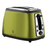 Russell Hobbs Jungle Green Toaster 18338-56