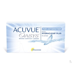 Johnson & Johnson Acuvue Oasys for Astigmatism 6 St.
