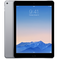 Apple iPad Air 2 mit Retina Display 9.7 16GB Wi-Fi spacegrau