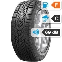 Dunlop SP Winter Sport 4D RoF 225/50 R17 94H