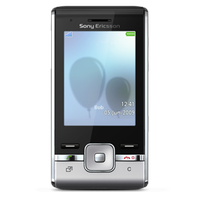 Sony Ericsson T715 silber
