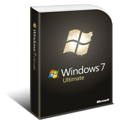 Microsoft Windows 7 Ultimate SP1 DE