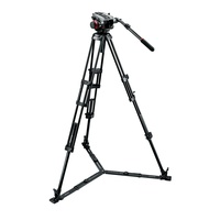 Manfrotto 546GBK + 504HD Kopf