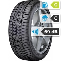 Goodyear UltraGrip 8 Performance 225/50 R17 98V