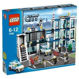 Lego City Polizeistation (7498)