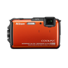 Nikon Coolpix AW110 orange