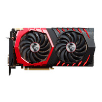 MSI GeForce GTX 1070 Gaming X 8GB 1582MHz (V330-001R)