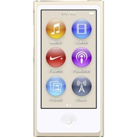 Apple iPod nano 16GB (7. Generation - Modell 2015) gold