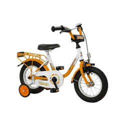 Bachtenkirch BiBi 12,5 Zoll RH 23 cm orange/weiß