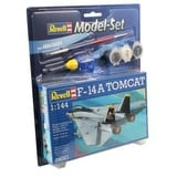 Revell F-14A Tomcat, 1:144, Assembly kit, Fixed-wing aircraft, Grumman F-14 Tomcat, Military aircraft, Kunststoff