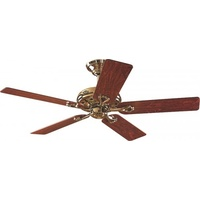 Hunter Savoy 132 cm Deckenventilator messing