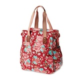 Basil Bloom Shopper 20 L scarled red