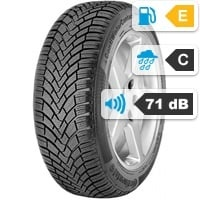 Continental ContiWinterContact TS 850 155/65 R14 75T