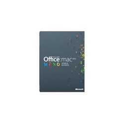 Microsoft Office Home and Business 2011 ESD DE Mac