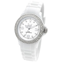 ICE-Watch Ice-Star - White Silver - Unisex ST.WS.U.S.09