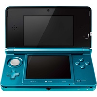 Nintendo 3DS blau [UK Import]