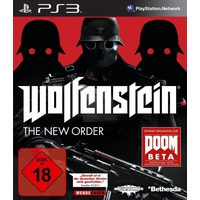 Wolfenstein: The New Order (inkl. Doom Beta) (PS3)