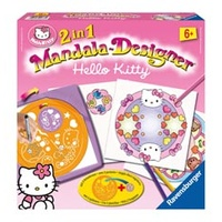 Ravensburger Hello Kitty 2 in 1 Mandala