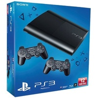 Sony PS3 Super Slim 12GB + FIFA Weltmeisterschaft 2014
