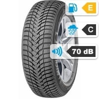 Michelin Alpin A4 195/65 R15 91T