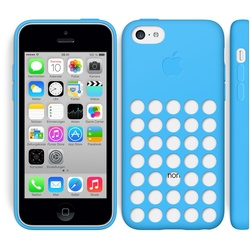 Apple iPhone 5c Case blau
