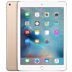 Apple iPad Air 2 mit Retina Display 9.7 32GB Wi-Fi + LTE gold