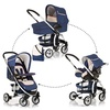 HAUCK Malibu All in One Set Navy (142554)