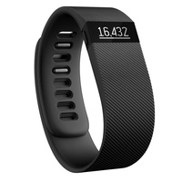 FitBit Charge schwarz L