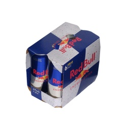Red Bull Energy Drink 6x250 ml