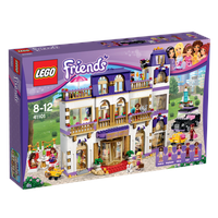 Lego Friends Heartlake Hotel (41101)