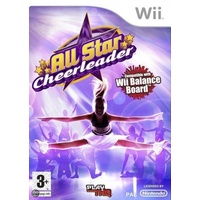 All Star Cheerleader (PEGI) (Wii)